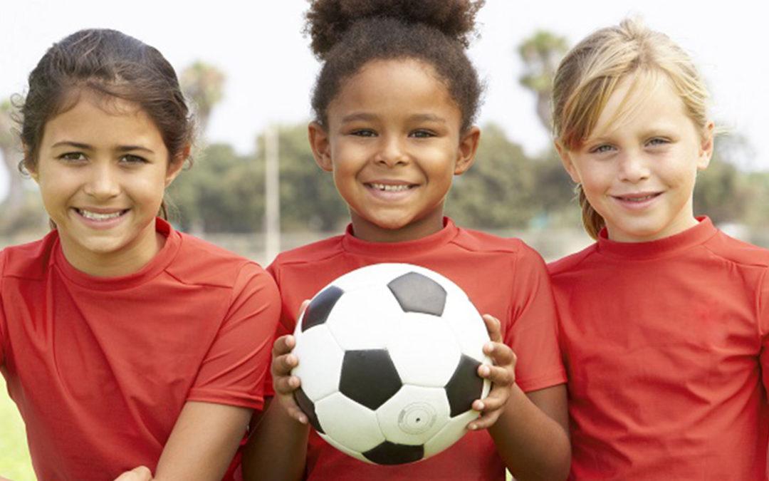 Jetzt anmelden für Mädchenfußballcamp