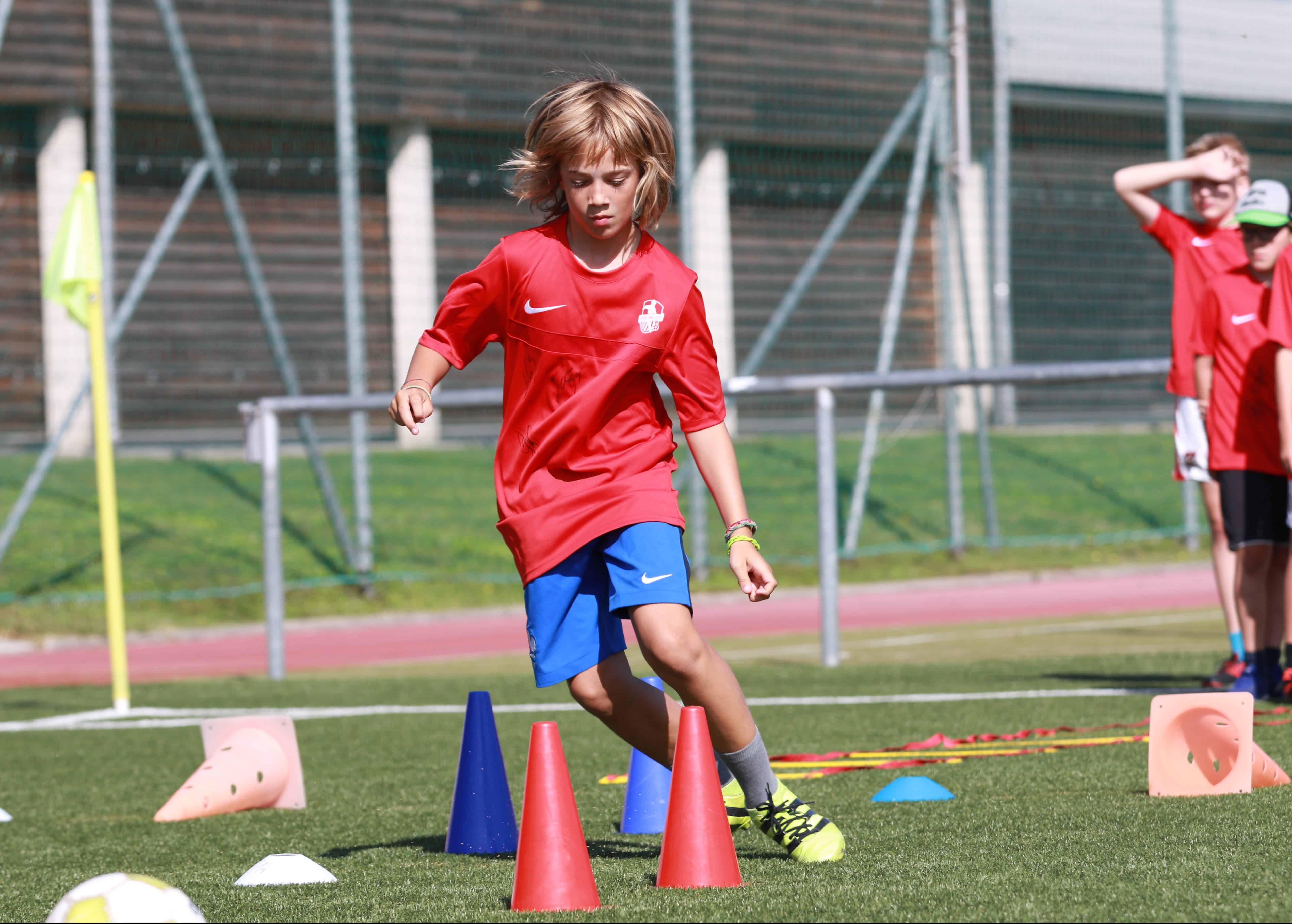 Sommercamps der Football School finden statt